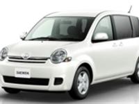 (CWAR) Toyota Sienta Polynesian Rental Cars & Bikes