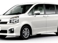 (PVAR) Toyota Voxy (8 Seater) Polynesian Rental Cars & Bikes