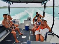 Private Full Day Lagoon Cruise