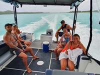 Private Full Day Lagoon Cruise Marguerite Cruises