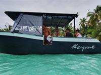 Private Half Day Lagoon Cruise Marguerite Cruises