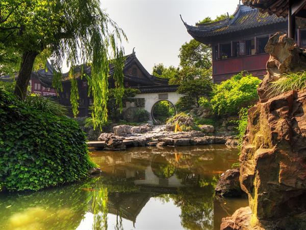 Jichangyuan Garden Swiss-Belhotel Liyuan, Wuxi