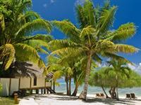 Absolute Beachfront Villa Etu Moana Beach Villas