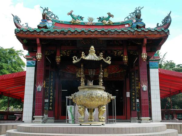 Tua Pek Kong Temple Swiss-Belinn Baloi Batam