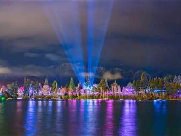 LUMA Light Festival Trust - 4 to 7 Jun '21