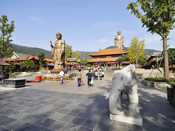 Xiangfu Temple Swiss-Belhotel Liyuan, Wuxi