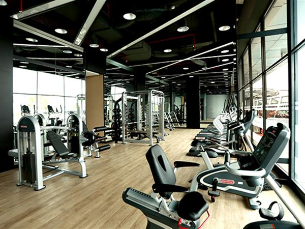 Pusat Kebugaran Swiss-Belhotel Cirebon