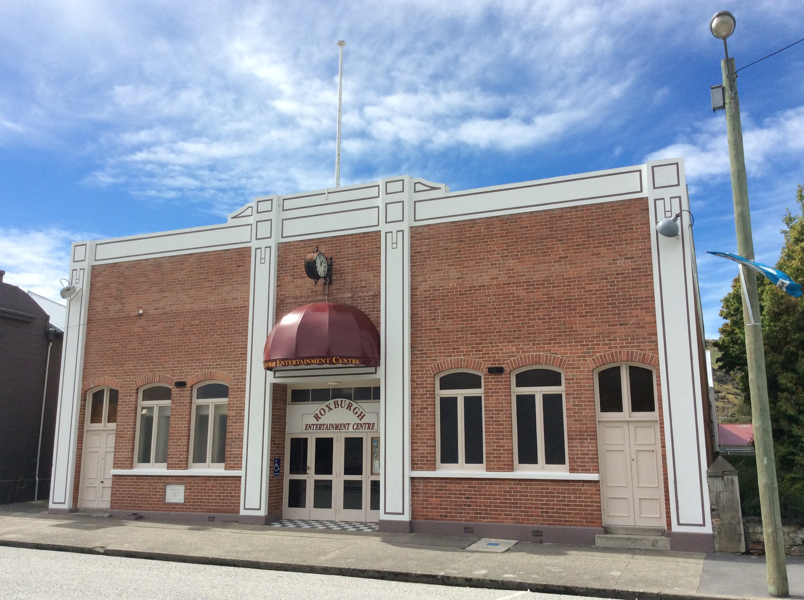 Roxburgh Entertainment Centre