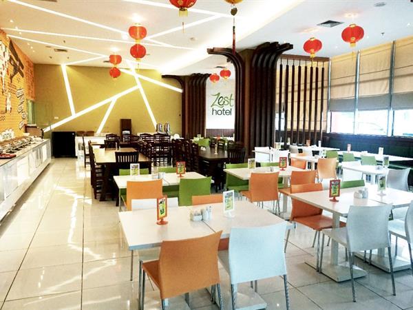 Citruz™ Restaurant Zest Airport, Jakarta