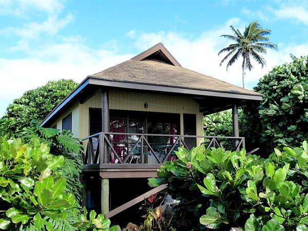 Muri Beach Cottages