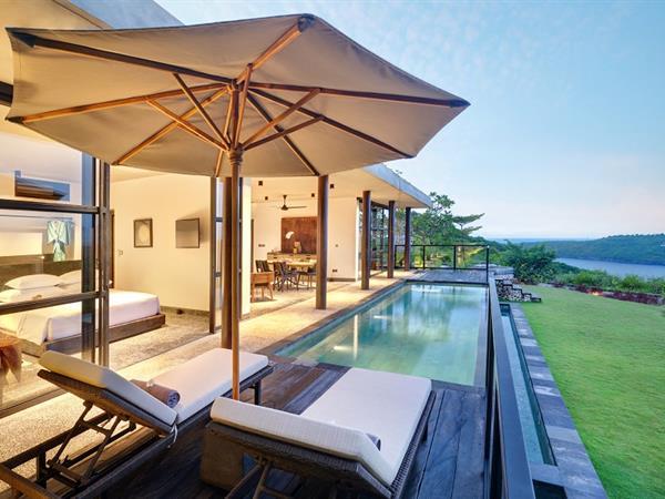 Two-bedrooms Luxury Suite Villa The Gamat Bay by Swiss-Belhotel