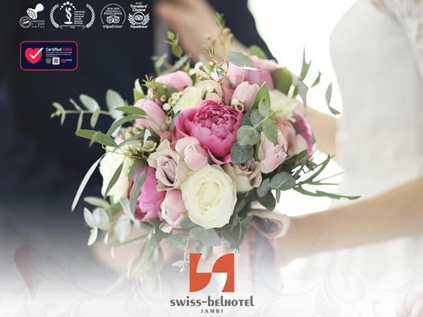 Intimate Wedding - IDR 5,5jt! Swiss-Belhotel Jambi
