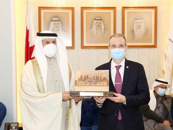 2nd place in Capital Governorate's Hotel Beautification Swiss-Belhotel Seef Bahrain