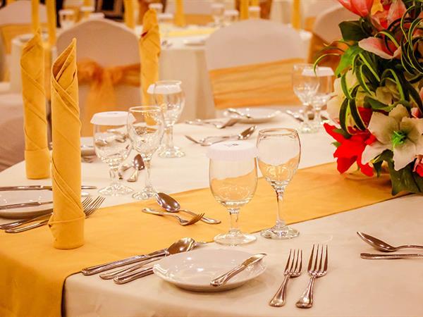Table Manner Swiss-Belhotel Cirebon