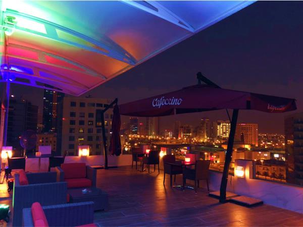 Swiss-Café Restaurant Swiss-Belhotel Seef Bahrain