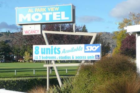 Al Park View Motel