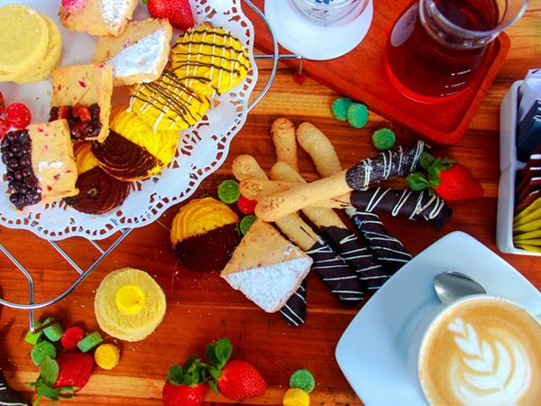 Afternoon Tea Swiss-Belhotel Cirebon