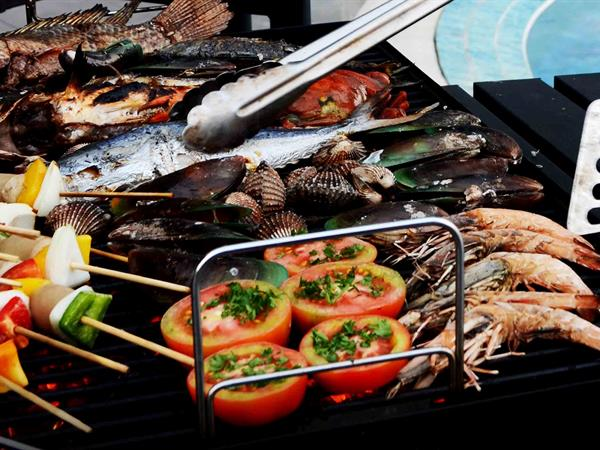 All You Can Eat Barbeque Package Swiss-Belhotel Cirebon