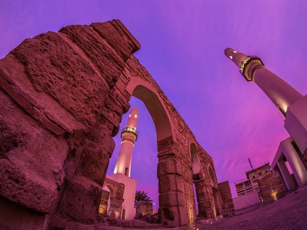 Khamis Mosque Swiss-Belhotel Seef Bahrain