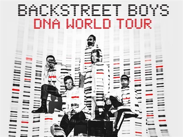 Backstreet Boys - 19 Mar '22 奥克兰维多利亚公园瑞雅酒店公寓