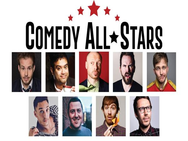 Comedy All Stars at the Bruce Mason Centre Comedy Club - 6 to 22 May '21 奥克兰维多利亚公园瑞雅酒店公寓