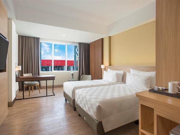 Deluxe Room Swiss-Belhotel Cendrawasih, Biak