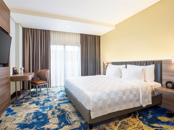 Junior Suite Room Swiss-Belhotel Cendrawasih, Biak