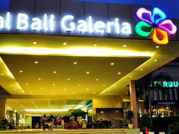 Mal Bali Galeria Swiss-Belexpress Kuta, Legian