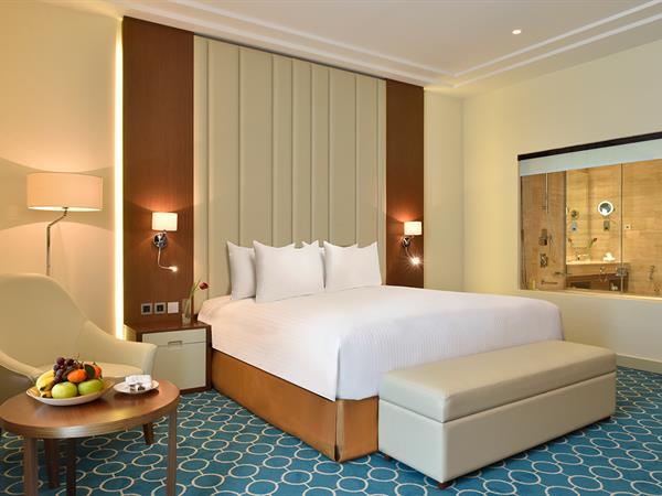 G Club Balcony Room Grand Swiss-Belhotel Waterfront Seef
