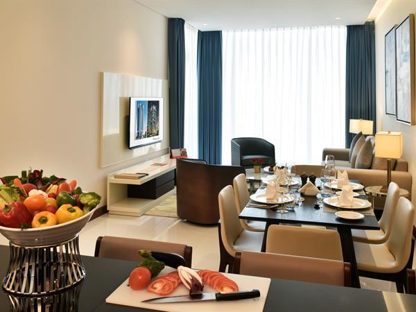 One Bedroom Suites Swiss-Belsuites Admiral Juffair
