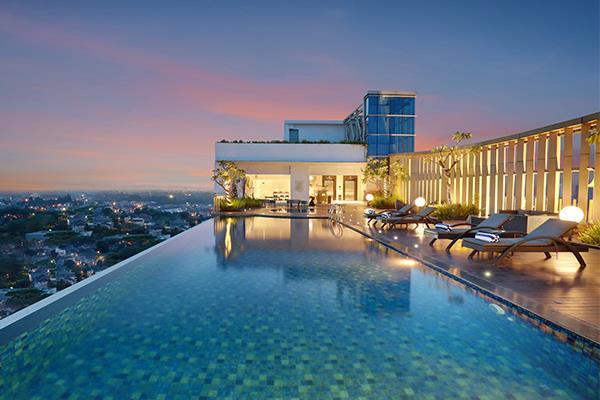Hotel Ciputra Cibubur Reservasi Langsung Hemat