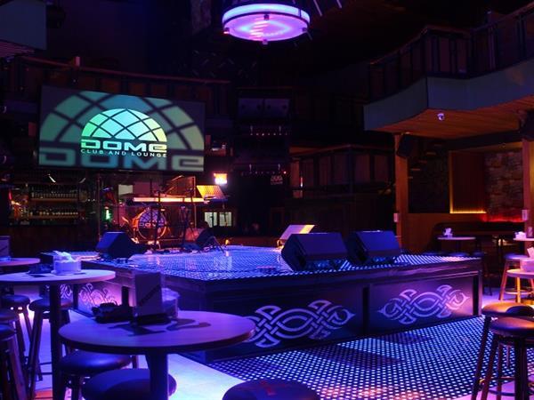 Dome Club & Lounge Swiss-Belhotel Silae Palu