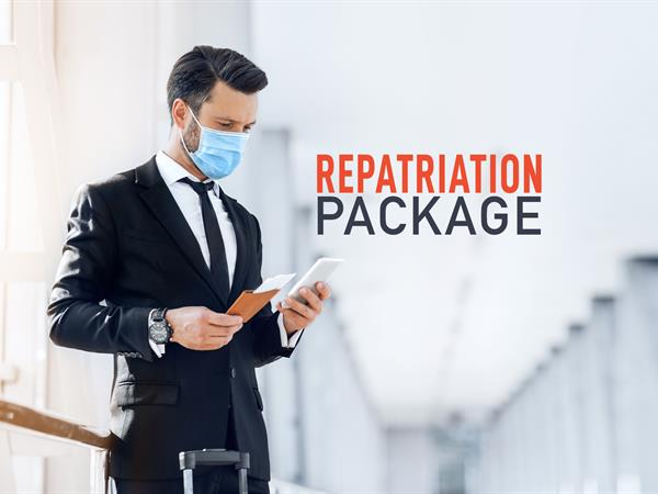 Repatriation Package - Incl. Bfast, Lunch, Dinner Swiss-Belhotel Airport