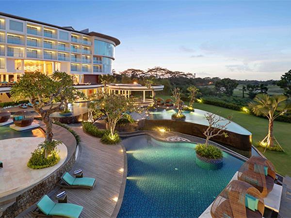 Pool Pass Swiss-Belresort Pecatu