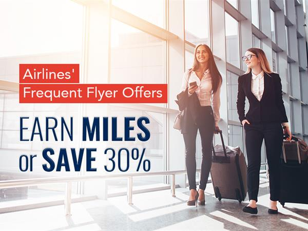 Frequent Flyer Special Offers