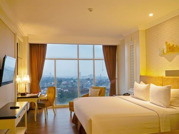 Deluxe Sea View Swiss-Belhotel Lampung