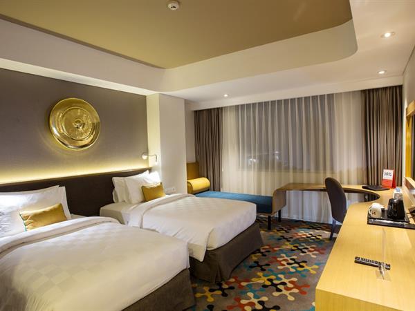 Deluxe Twin Hotel Ciputra Cibubur managed by Swiss-Belhotel International