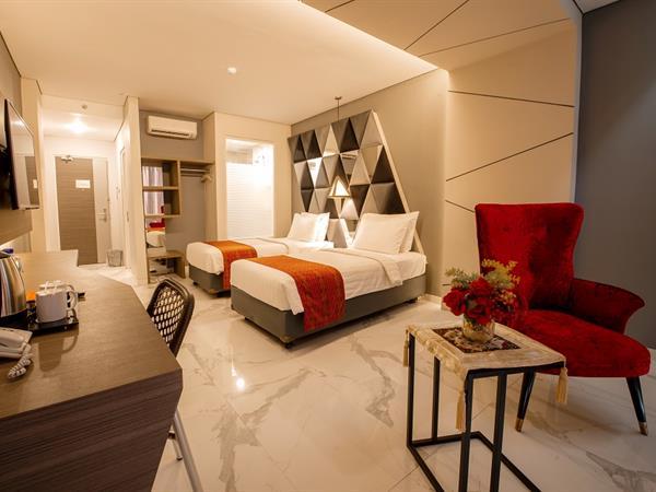 Deluxe Room City View Swiss-Belcourt Kupang
