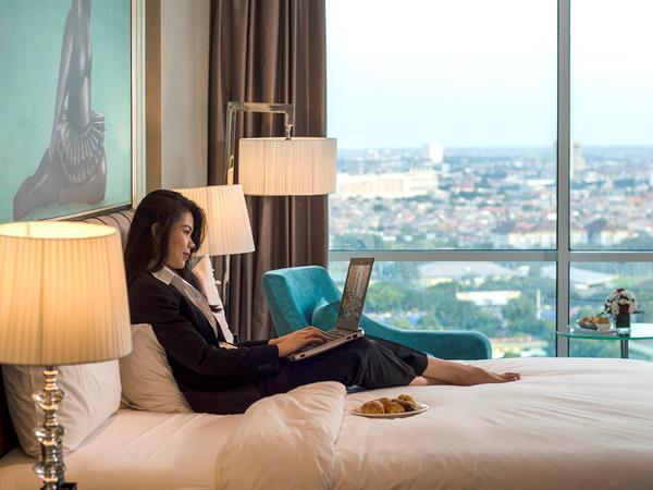 Celebrating Ciputra Festival 40th Anniversary with Hot Deal for Room & Food Beverage! Hotel Ciputra World Surabaya managed by Swiss-Belhotel International