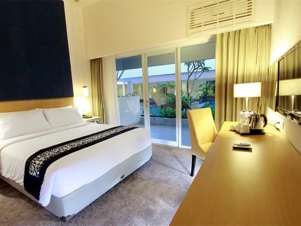 Grand Deluxe Room Swiss-Belinn Malang