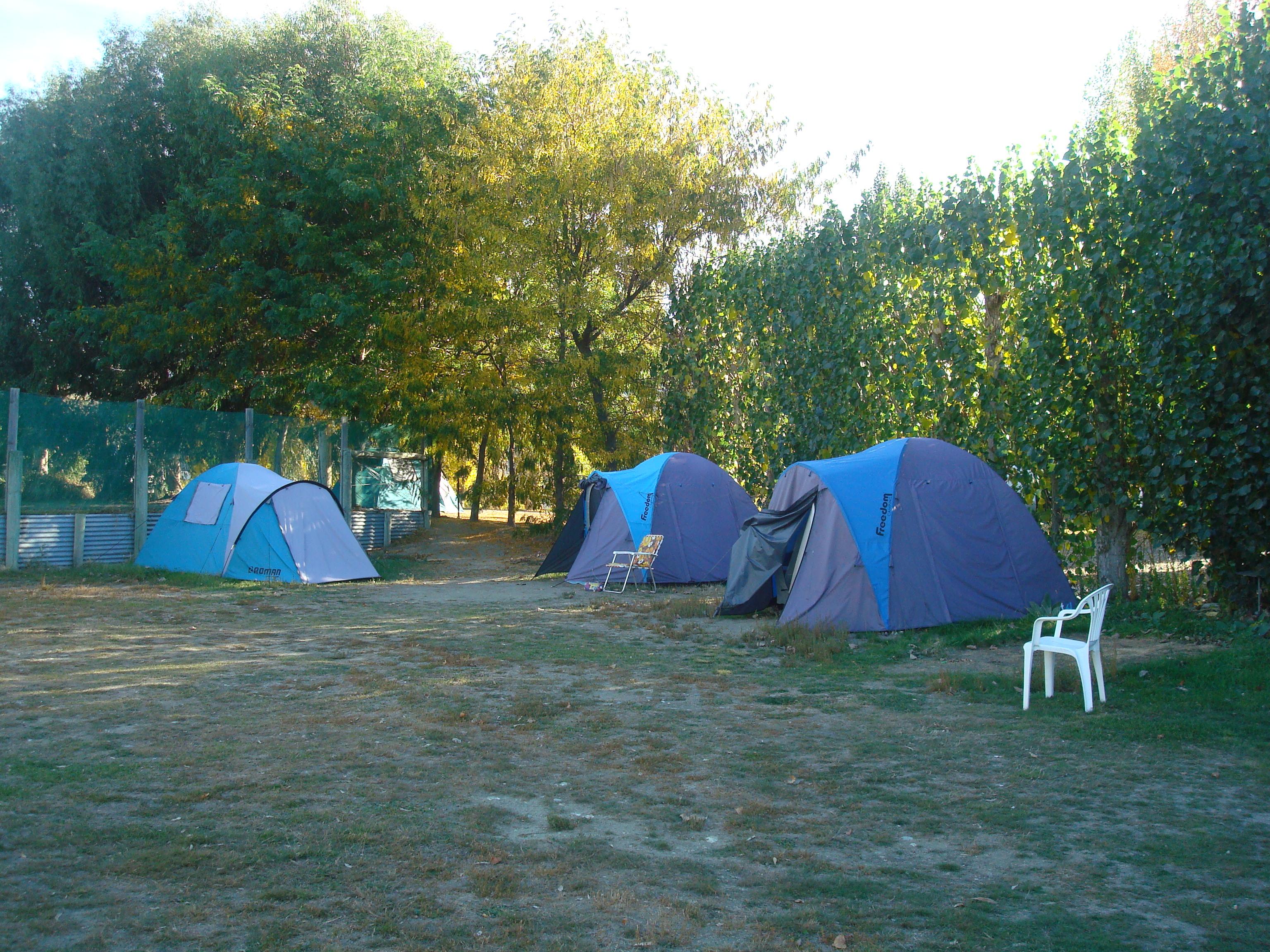 Cairnmuir Motor Camp