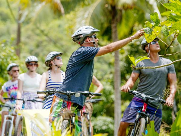Storytellers Eco Cycle Tours