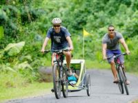 Discover for Families Storytellers Eco Cycle Tours