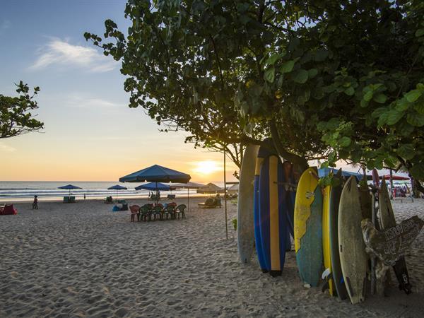 Legian Beach Swiss-Belinn Legian, Bali