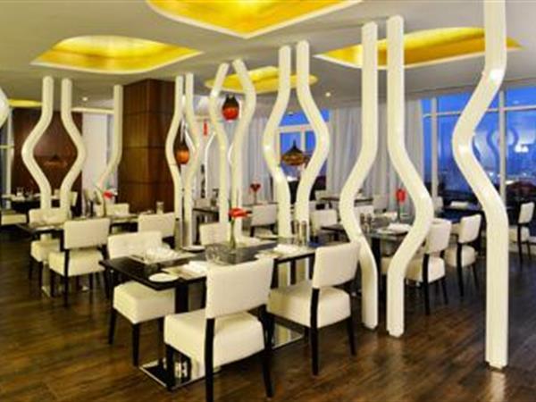 سويس كافيه فندق سويس بل هوتيل السيف، البحرين