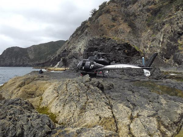 Heli-Fishing Experience