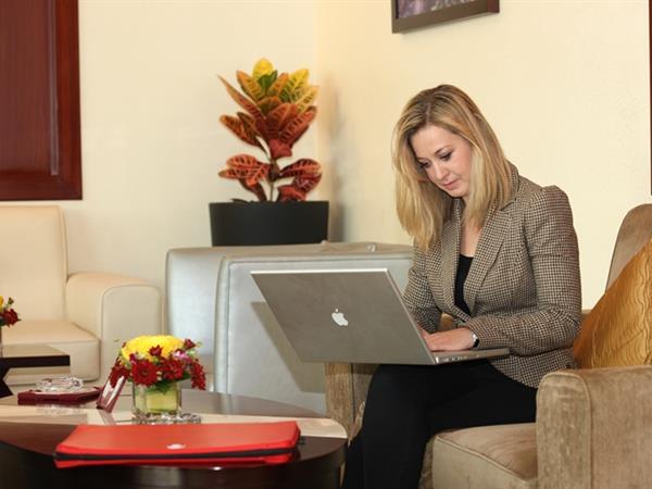 مركز الأعمال سويس بل هوتيل الدوحة