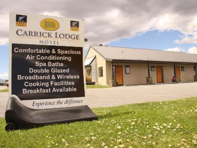 Carrick Lodge Motel