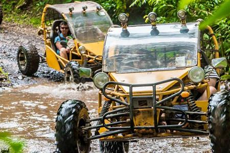 Raro Buggy Tour