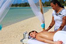 Deep Tissue Massage $110 Muri Beach Club Hotel